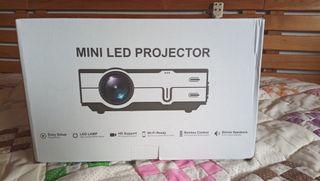 Mini Led Proyector HDMI