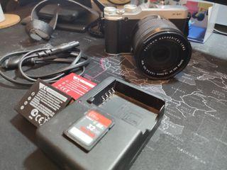 FUJIFILM X-M1 CON 16-50MM