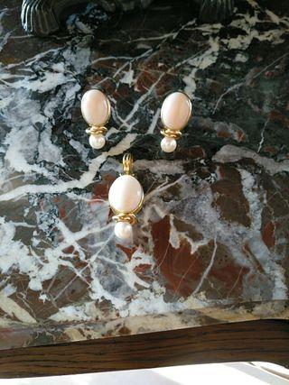 joyas oro y coral piel de angel