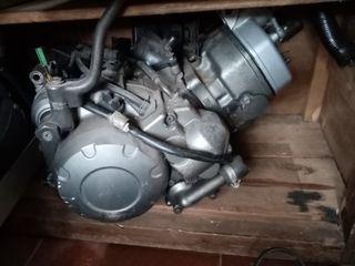 motor Yamaha 125 2T