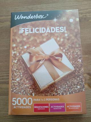 Wonderbox - Felicidades