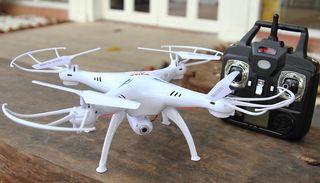 Drone con cámara, Wifi tiempo Real. SIN ABRIR