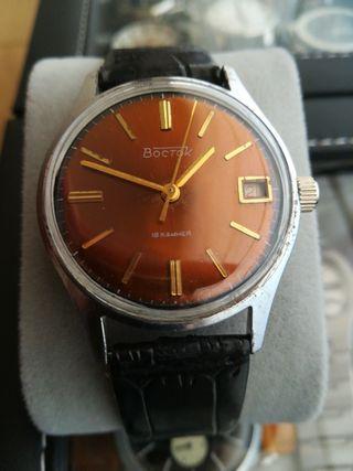 reloj / rellotge Boctok/Vostok