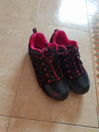 zapatos de deporte de mujer