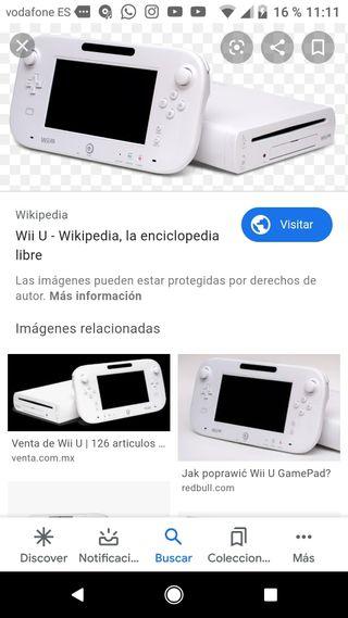 Wii U nueva