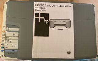 Impresora all in one hp 1400