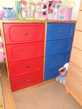 mueble cajonera para juguetes o cualquier cosa