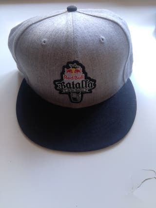 Gorra Plana Red Bull Batalla de los Gallos New Era