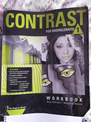 libro de actividades de inglés 1 bachillerato