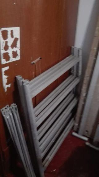 andamios de aluminios