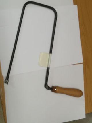 arco sierra marqueteria