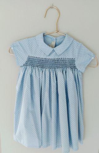 vestido NANOS