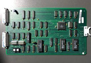 ORBAN OPTIMOD 8200 TARJETA AES/EBU
