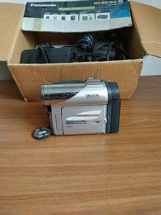 Cámara digital Panasonic NV-GS1EG