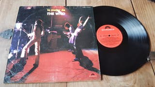 "The Who-Vinilo""Lo Mejor de The Who """