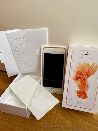 iPhone 6S 16 Gb Rose Gold Libre