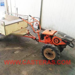 Motocultor - tractor agrícola