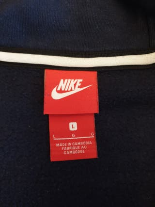 Sudadera Nike Talla L