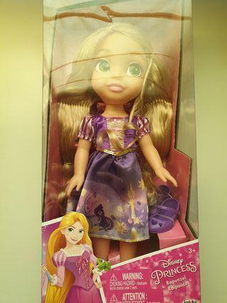 Muñeca Rapunzel Jakks Pacific