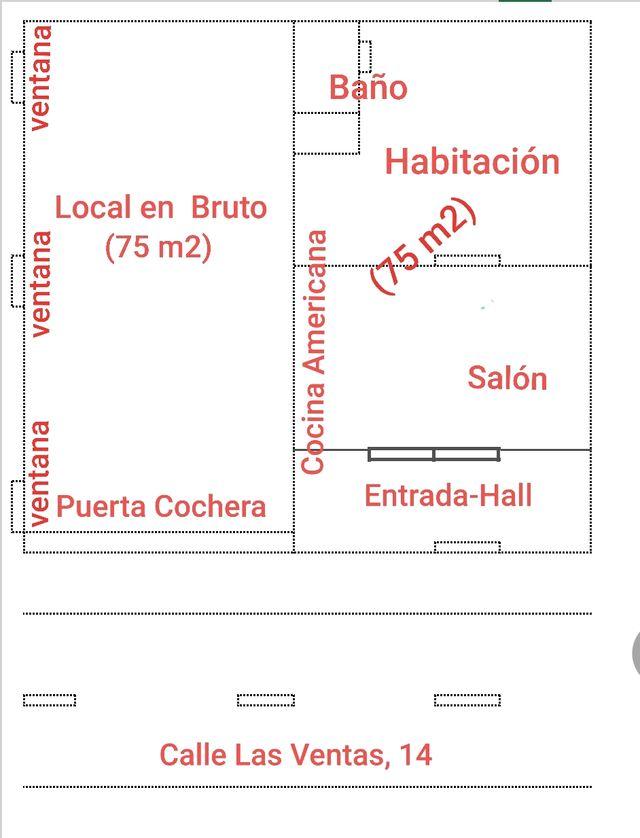 Casa en venta (Almayate, Málaga)
