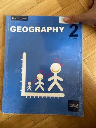 Libro geography 2 secondary oxford education