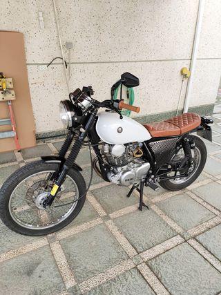 Yamaha sr 250 special cafe racer