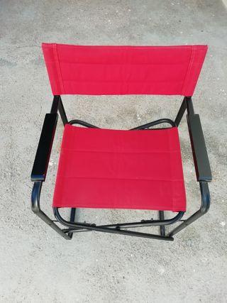 silla para escritorio plegable