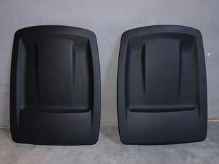 Respaldos traseros asientos BMW E90