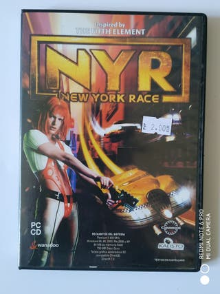 NEW YORK RACING PC