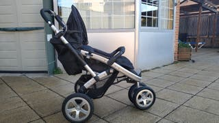silla de paseo casualplay S4