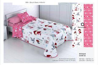 Colchas cama de 90 infantiles