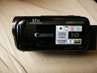 Cámara video HD CANON LEGRIA HF R506
