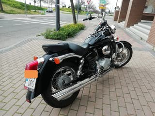 HONDA SHADOW VT125