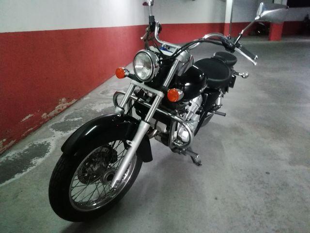HONDA SHADOW VT125