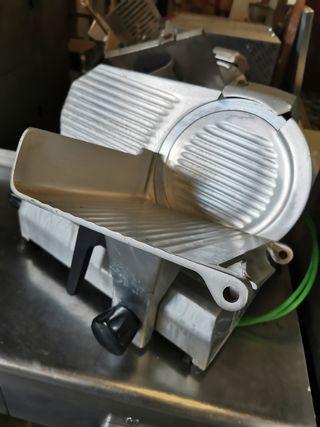 cortadora charcutería fiambre