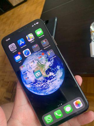 Iphone 11 pro max dorado 64 gb