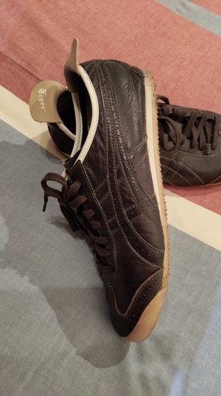 sneakers ASICS TIGER. t45.poco uso