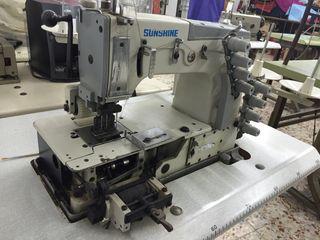 Maquinaría textil profesional