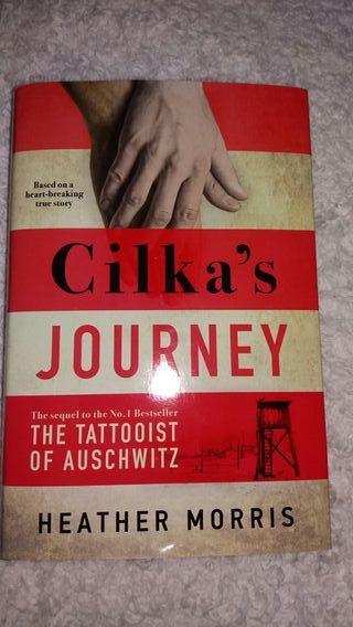 Cilka's Journey. ENVÍO GRATIS.
