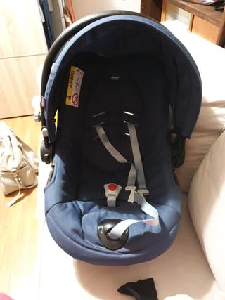 silla de coche de bebê