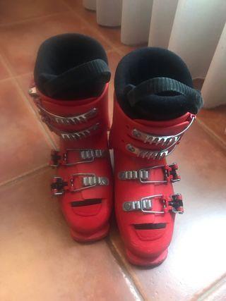 Botas Esquí Junior Atomic Redster 50