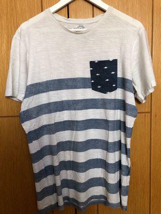 Camiseta de rallas chico