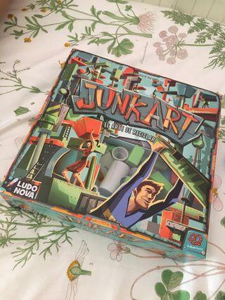 Junk Art. juego de mesa