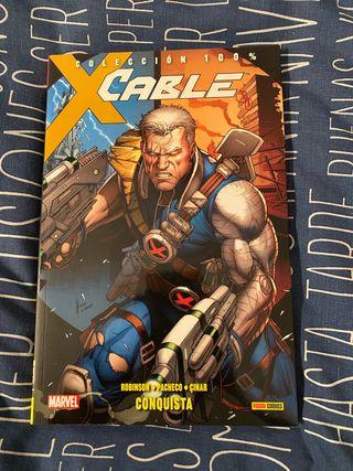 Cómic - 100% Marvel - Cable 1
