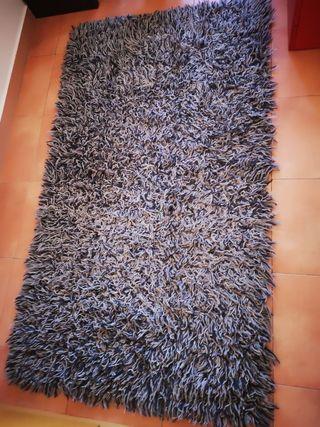 Alfombra lana sintetica 1.55cm ×0.85cm