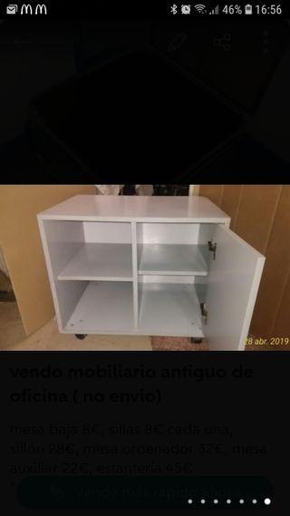 mesa-estanteria auxiliar