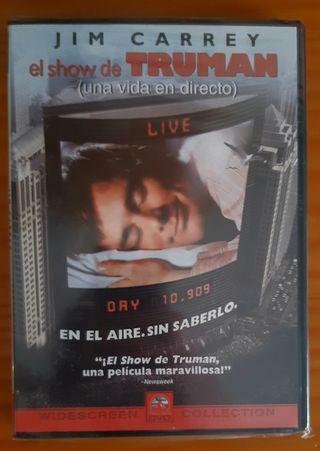 """DVD """"EL SHOW DE TRUMAN"""""""