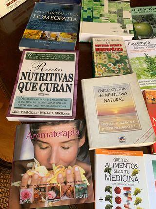 Libros medicina natural