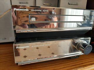 Home Cinema Panasocic SL DT-100