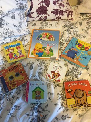 Libros bebes
